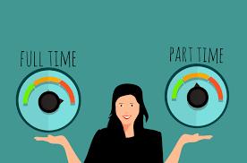 Какво да избера: Работа на пълен работен ден или почасова работа